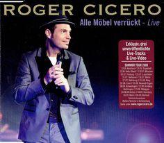 Roger Cicero - Alle Möbel Verrückt - Live (CD) at Discogs