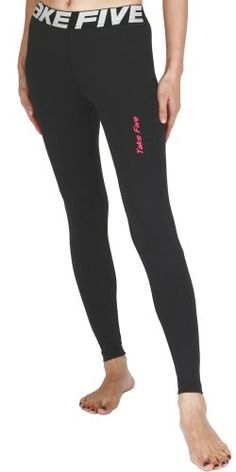 New 138 Skin Tights Compression Leggings Base Layer Black Running Pants Womens (M) >>> Review more details @ http://www.amazon.com/gp/product/B00FGKCVG0/?tag=clothing8888-20&pfg=270716142250