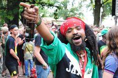 Beim #Reggae Jam in Bersenbrück war am Wochenende einiges los (Foto: Björn Thienenkamp). Mehr Impressionen gibt es hier: www.noz.de/65855933