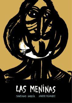 las meninas- santiago garcia & javier olivares Diego Velazquez, Lady In Waiting, Stand Up Comedians, Illustrations, Manga Comics, Typography Logo, Comic Covers, Darth Vader, Comic Books
