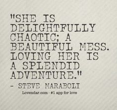 """I WISH I could be summed up this way, but alas, my description is more defined by the words """"chaotic"""" and """"mess"""" ~ smile Words Quotes, Wise Words, Me Quotes, Sayings, Qoutes, Beauty Quotes, Chaos Quotes, Infp Quotes, Pretty Words"""