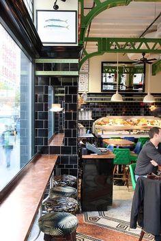 Restaurant Visit: John Dory Oyster Bar at the Ace Hotel : Remodelista