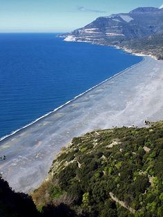 Corsica - Plage de Nonza