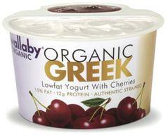 Greek Lowfat Cherry