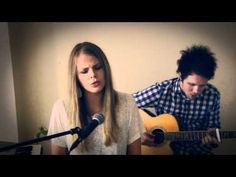Hallelujah - Natalie Lungley Live Acoustic Session Performance Cover  HQ HD