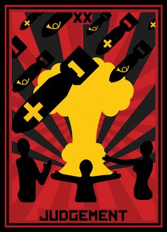 Judgement Tarot Card by ~FragOcon on deviantART