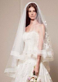 David's Bridal | Accessories | Collections | Designer Collections | White by Vera Wang