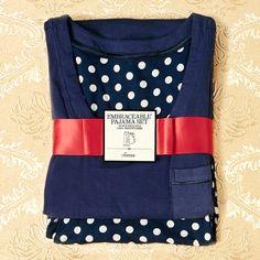 Pajama sets make for the perfect gift.
