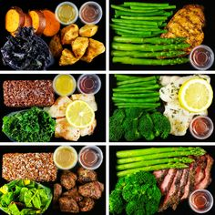 One Life Meals: Healthy Food Delivery Toronto – Change your Food Plan to Get Shape Top Recipes, Whole Food Recipes, Healthy Recipes, Healthy Meals, Post Workout Food, Workout Meals, Balanced Meals, Healthy Food Delivery