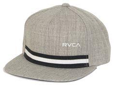RVCA Mens : Accessories - Barlow Twill