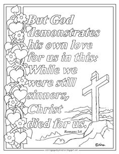 Bible Coloring Pages for Kids-Free, Printable Books of the