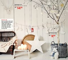 Christmas scandinavian style | Intratuin 2012