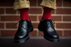 hypebeast: Dr. Martens for Hypebeast 3989 Brogue