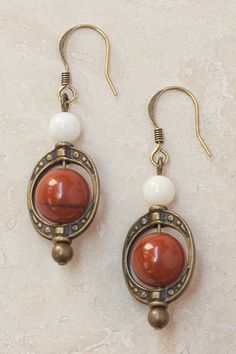 Classically feminine and elegant, the Maya earrings are a versatile and fashion-forward way to look great at work or play. Available in a wide variety of color combinations that coordinate well with m