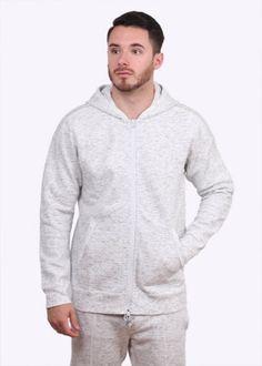 Adidas Originals Apparel x Wings & Horns Bonded Hoody - Off White