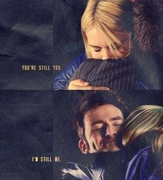 Ten2 and Rose... Rose gets The Doctor, but The Doctor doesn't get Rose :'(