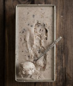 Almond Joy {Coconut} Ice Cream by Naturally Ella. Love this Blog and will love this Ice Cream!