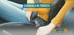 A segurança no trânsito é fundamental e evita acidentes nas ruas. Neste post selecionamos 10 dicas de como preservar e promover a segurança enquanto dirige. #DicasDeclatrack  #BlogDeclatrack