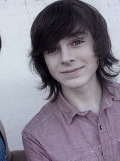 Chandler Riggs (Carl Grimes- The Walking Dead)