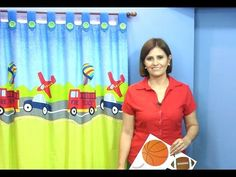 Cortina con tiras. Sonia Franco. 1/5 - YouTube Sonia Franco, Youtube, Summer Dresses, Wreaths, Videos, Diy, Scrappy Quilts, Fabric Strip Curtains, Decorated Boxes