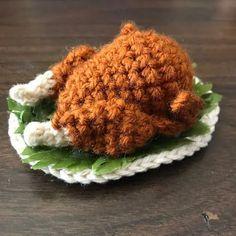 Die 483 Besten Bilder Von Essbares Gehäkelt Crochet Food