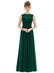 Alfred Sung Style D677 http://www.dessy.com/dresses/bridesmaid/d677/