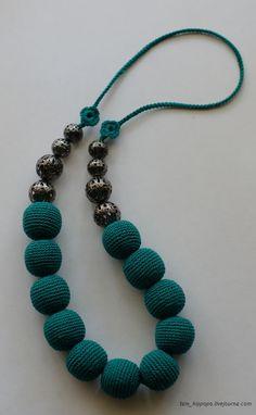 crochet beads https://www.etsy.com/ru/listing/222004601/crochet-emerald-beads?ref=shop_home_active_1