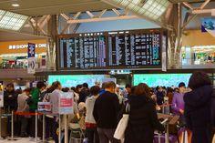 海外旅行客は必見成田空港へ効率よくアクセスする情報をご紹介