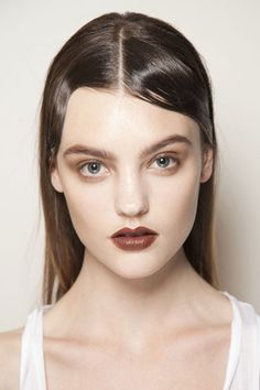 Fall 2012 Makeup Trends - Best Makeup Trends for Fall 2012 - Harper's BAZAAR