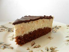 túró rudi torta - sugarfree dots Sugar Free Cheesecake, Hazelnut Butter, Muffin Cups, Quick Easy Meals, Healthy Lifestyle, Coconut, Dishes, Baking, Desserts