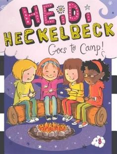 NEW Heidi Heckelbeck Goes to Camp! by Wanda Coven Prebound Book (English) Free S