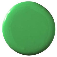 """""""This is the color of a fresh-cut lawn, frozen peas, or Kermit the Frog. It's bright, not acidy, and would give a lift to clapboard siding or brick.""""—Harry Heissmann"""