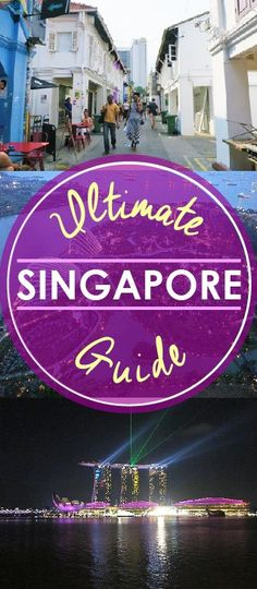 Singapore a city that never stops developing and renewing itself. It weaves its history and traditional culture with tasteful art and colour so no neighborhood would ever looks old or run down. Sin…