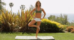 Invigorating Yoga Workout