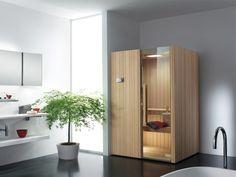 Паровые и сауны Effegibi: Сауны Auki #hogart_art #interiordesign #design #apartment #house #bathroom #effegibi #shower #sink #SPA