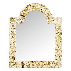 Safavieh Antibes Arched Wall Mirror, Multicolor