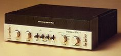 """The legendary Marantz PM-4. One of those things that can make Wayne Campbell utter the immortal line: """"It will be mine. Oh yes. It will be mine."""""""