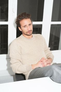 """Matthias Schoenaerts. Belgian actor. Loved him in """"A Little Chaos"""" with Kate Winslet."""
