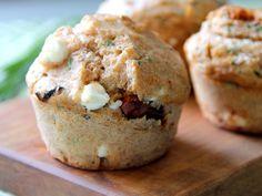 Oven Dried Tomato-Feta Muffins Recipe - Momtastic