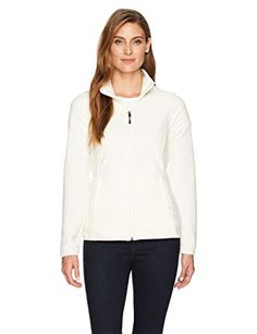 85cb123d9cc0d Amazon.com  Amazon Essentials Women s Full-Zip Polar Fleece Jacket  Clothing.  shop online
