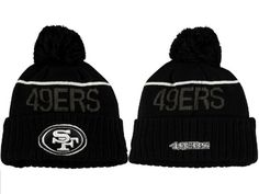 7841b1dad 2017 Winter NFL Fashion Beanie Sports Fans Knit hat Oakland Raiders Beanie