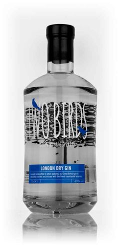Two Birds London Dry Gin -