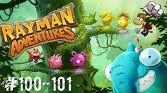 rayman adventures walkthrough android (adventures 100-101)
