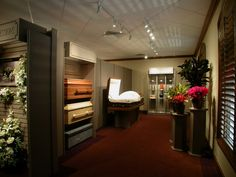 Home Design: Funeral Decorations Images Roesch Walker: Adding Life Into Funeral  Home Interior Design