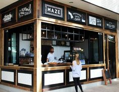 maze cafe unsw - Google Search