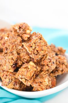 Granola bars, Pumpkin spice and Granola on Pinterest