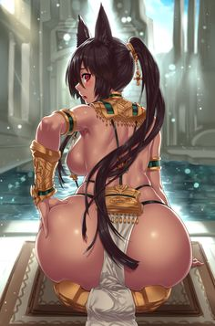 Egyptian Goddess 2