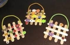 Bust boredom with these fun popsicle stick crafts for kids of all ages. Popsicle sticks are also known as craft sticks if you don't want to have to wash off the stick popsicle residue. Spring Arts And Crafts, Summer Crafts, Holiday Crafts, Popsicle Stick Crafts, Craft Stick Crafts, Fun Crafts, Popsicle Sticks, Craft Sticks, Craft Ideas