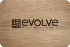 Logo Design (Design #135229) submitted to EVOLVE - A New custom Engineered Wood