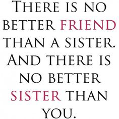 Celebrate Sisters' Day with Lovely Sisters Quotes
